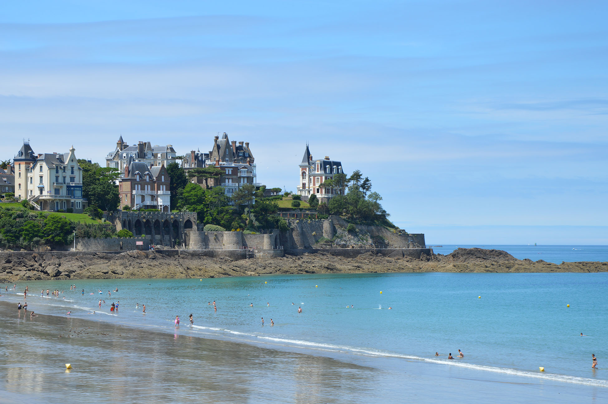 Appartement Dinard Centre T4 Bis
